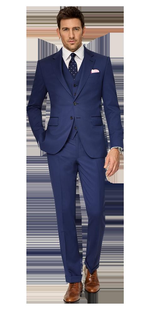 dolzer man blauer dreiteiler gentleman 39 s fashion pinterest herren anzug schwarz anz ge. Black Bedroom Furniture Sets. Home Design Ideas
