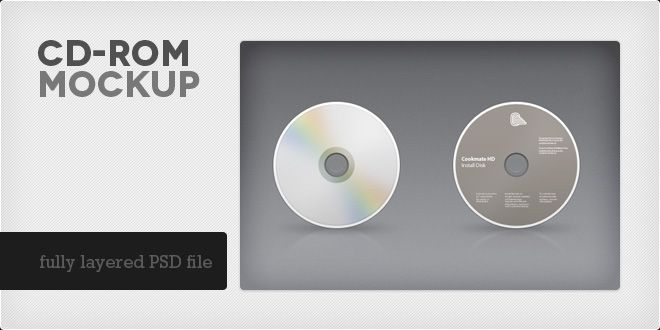CD Mockup Presentation | Mockup | Pinterest | Mockup