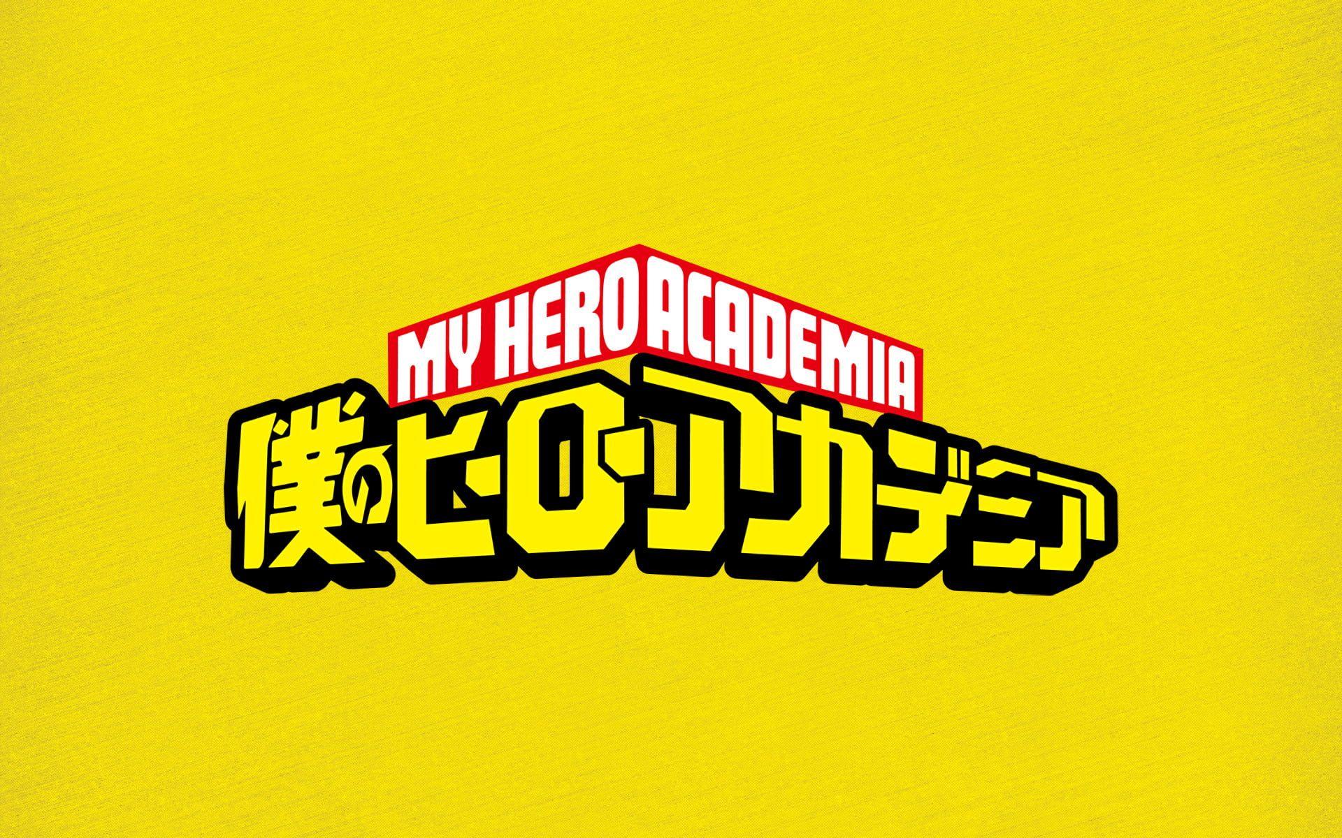 Anime My Hero Academia Boku No Hero Academia 1080p Wallpaper Hdwallpaper Desktop Hero My Hero My Hero Academia