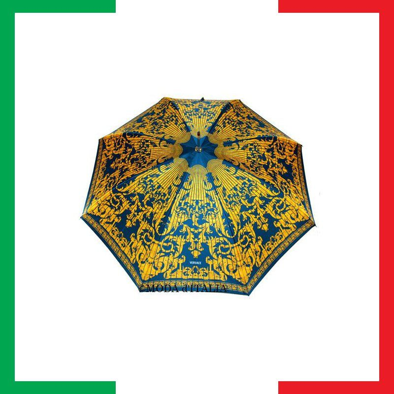 the best attitude 16951 bde7e VERSACE SCHIRM STOCKSCHIRM UMBRELLA OMBRELLO PARAGUAS ...