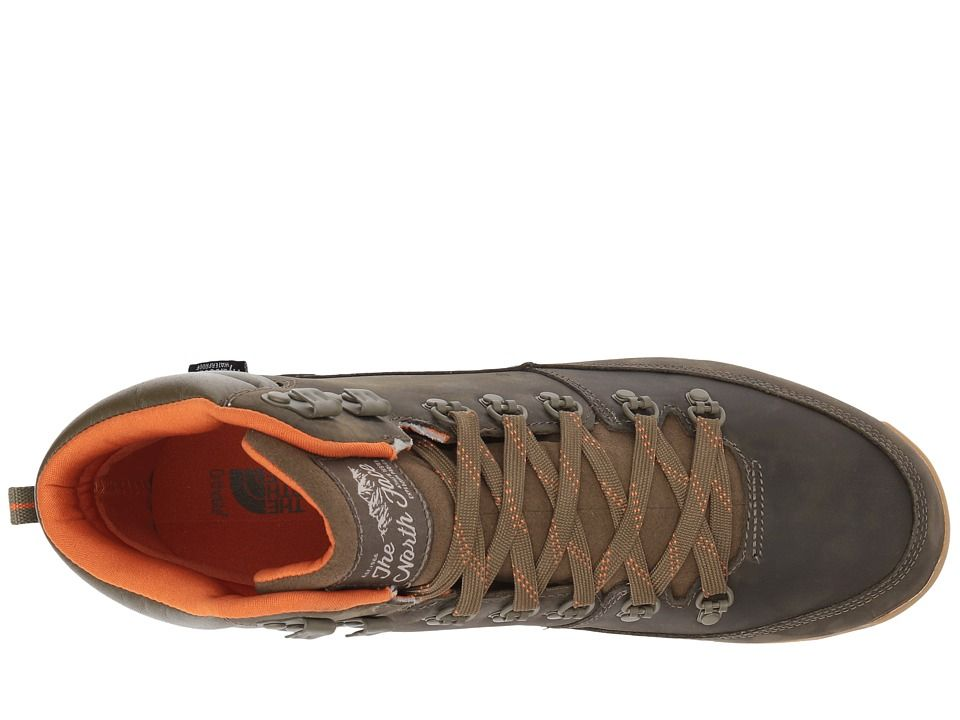 6236b2da8 The North Face Back-To-Berkeley Redux Leather Men's Hiking Boots ...