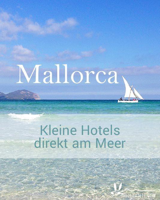 Mallorca ist ein Eldorado für Badeurlaub und Wassersportler. 550 Kilometer Küs…
