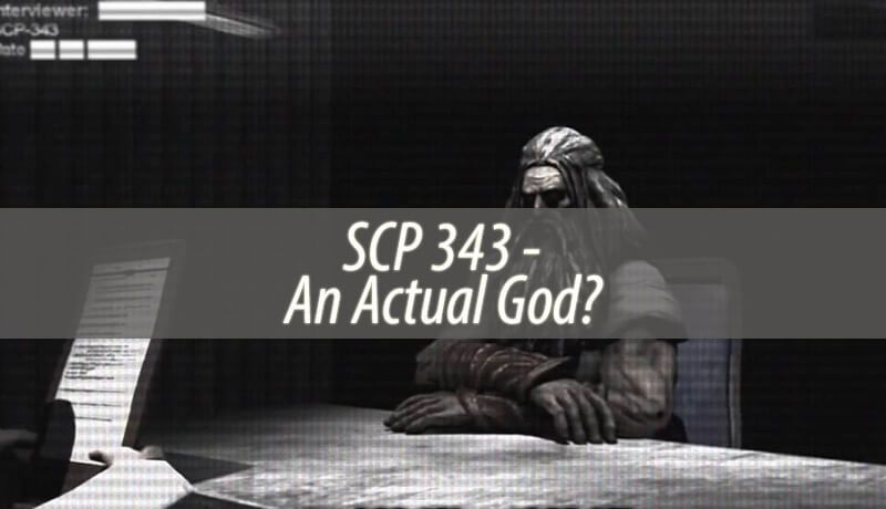 Scp 343 An Actual God Scp Creepypasta God He has a humanoid appearance and seems to have omnipotent powers. scp 343 an actual god scp