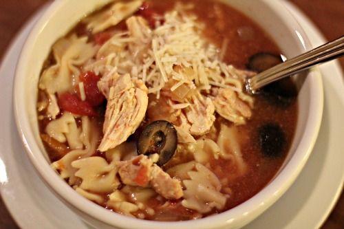 Easy crock pot italian pasta recipes