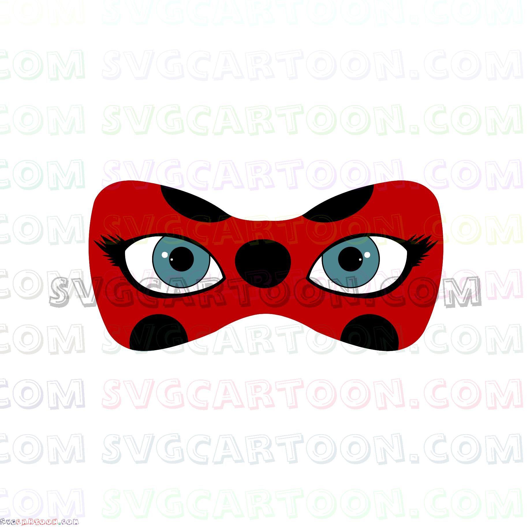 Miraculous Ladybug Angie Nasca Eyes Svg Dxf Eps Pdf Png Miraculous Ladybug Ladybug Miraculous