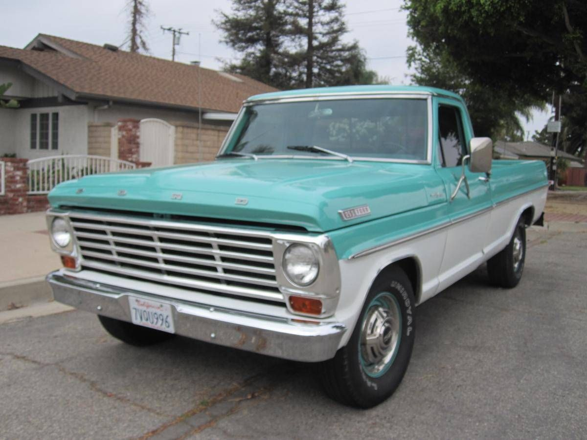 1967 Ford F250 For Sale 2127305 Hemmings Motor News Ford F250