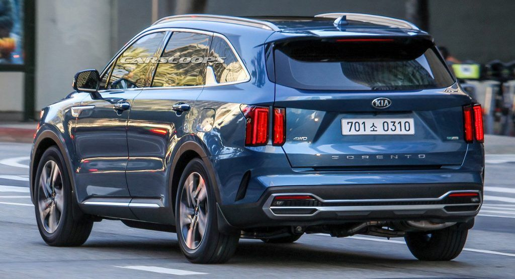2021 Kia Sorentos World Debut Confirmed For Marchs Geneva Motor