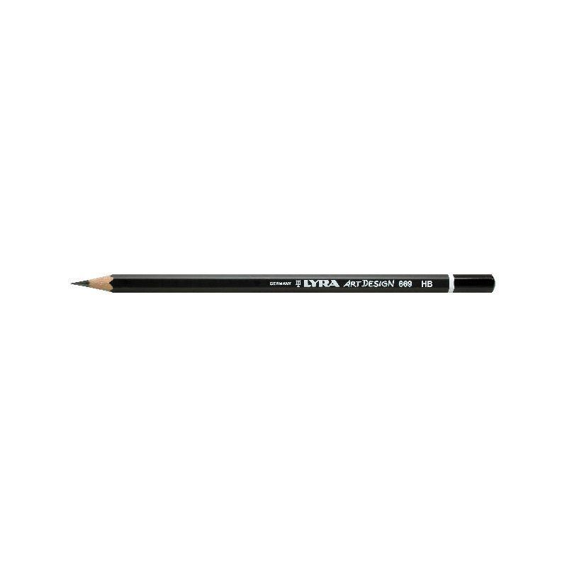ART DESIGN Bleistift 669 HB, Papierhaus Ihr Online Buerofachmarkt
