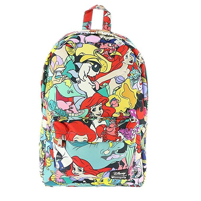 e9058140309 Loungefly Little Mermaid Ariel Backpack Standard Review