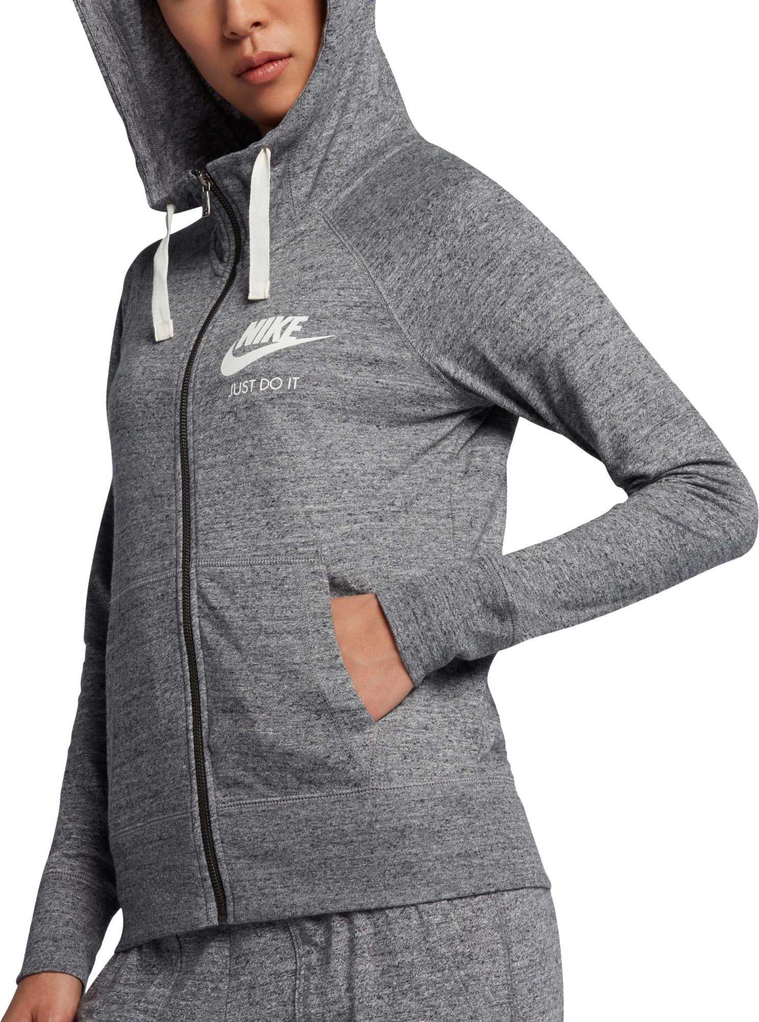 b25ee728a01d Nike Women s Sportswear Vintage Full Zip Hoodie