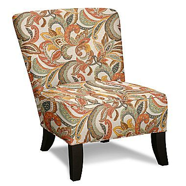Polly Armless Accent Chair Jcpenney Armless Accent Chair