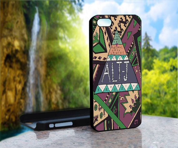 ALTJ  Print on hard plastic case for iPhone case by SmartGirly, $14.69