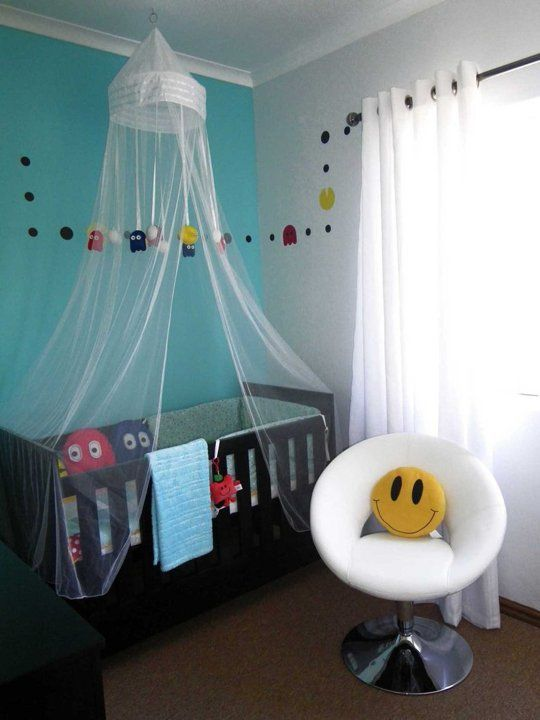 Game On: Video Game Themed Nurseries