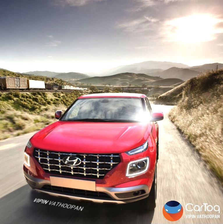 Hyundai Venue 10 Things You Need To Know About The Upcoming