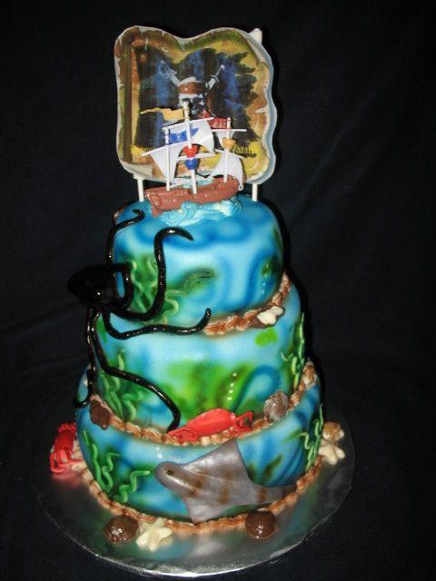 Swell Wedding Tiered Cakes Custom Cakes Virginia Beach Va Bakery Personalised Birthday Cards Vishlily Jamesorg