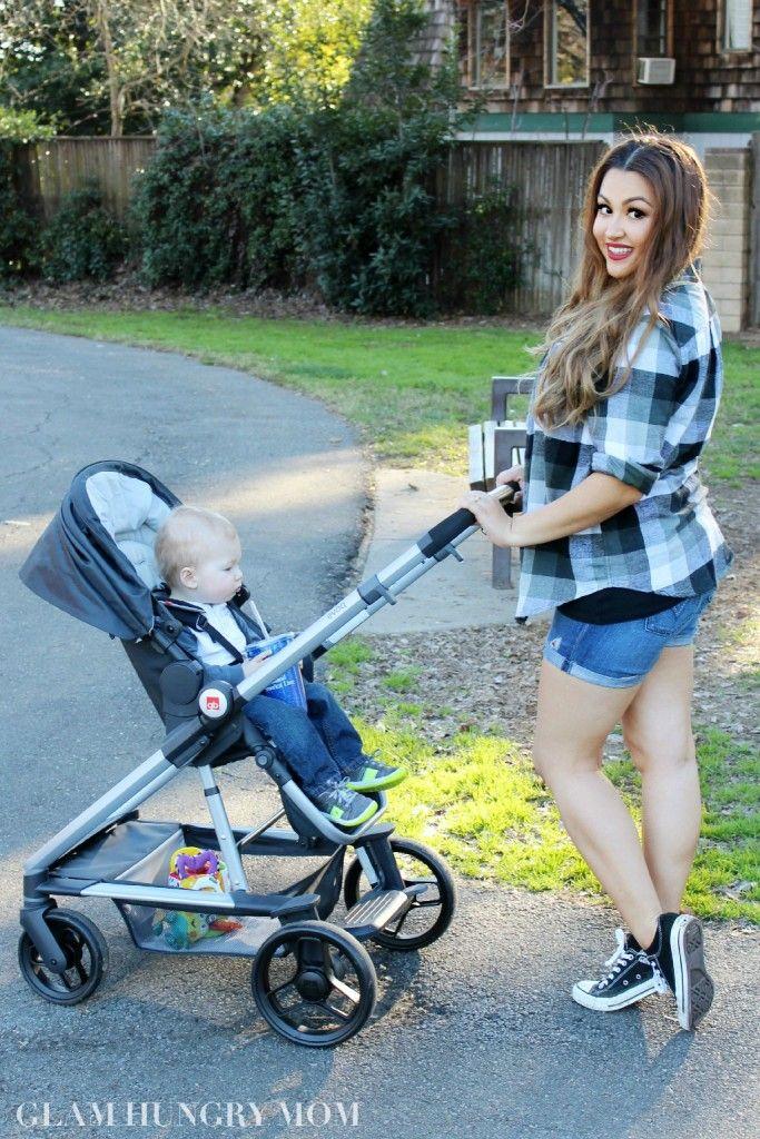 The Best Darn Stroller GB Evoq Best baby travel system
