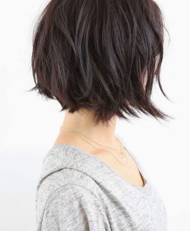 Ganz Easy! 7 Einfache Frisuren Für Dünne Haare Bobs Haircuts And