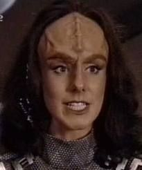 Klingon Makeup Google Search Star Trek Universe Star Trek Klingon Scotty Star Trek