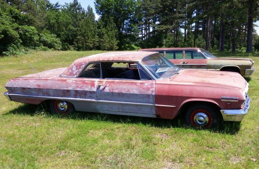 60's Chevy .
