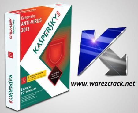 kaspersky antivirus 2013 activation key crack