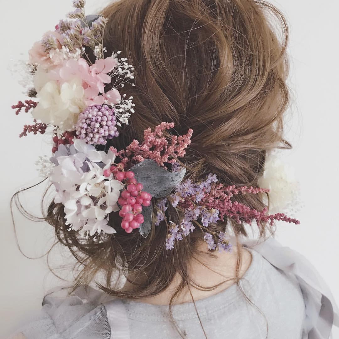 「ウェディングヘア」おしゃれまとめの人気アイデア|Pinterest