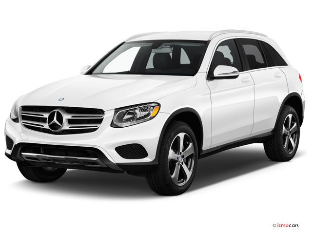 The Mercedes-Benz GLC-Class is ranked #3 in Luxury Compact ...