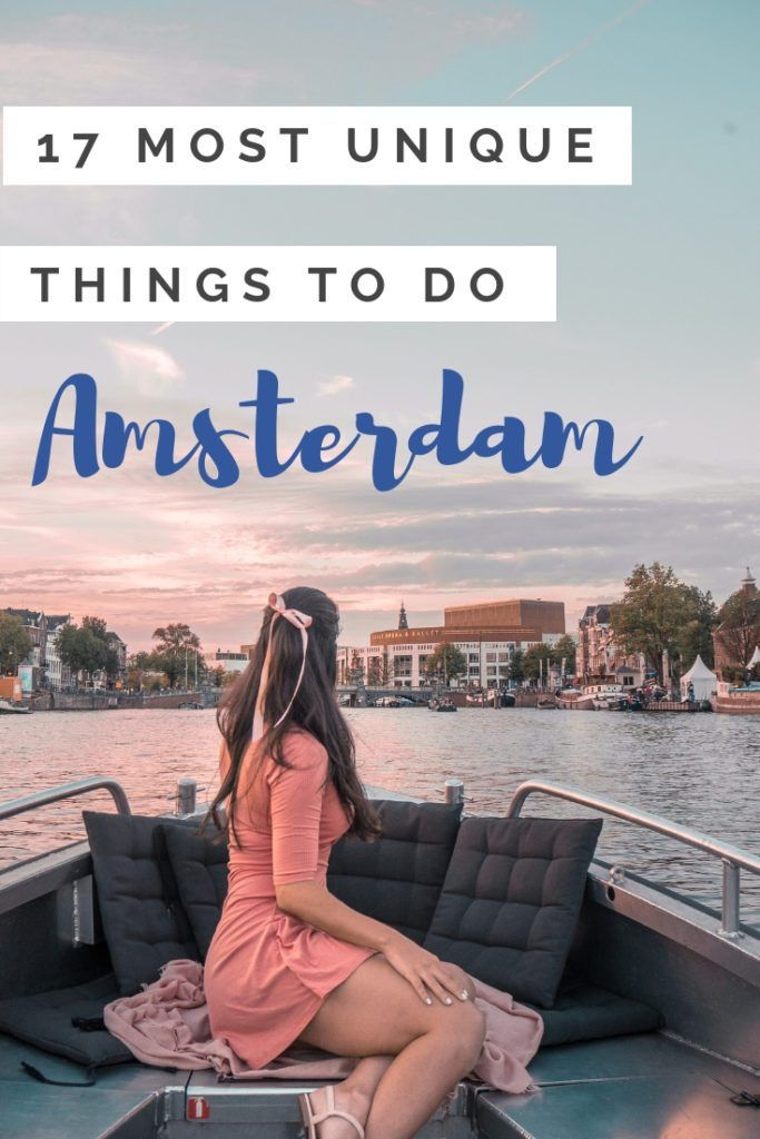 Want to know what to do in Amsterdam? Plan your perfect Amsterdam itinerary with these Amsterdam things to do and have the best vacation in the Netherlands. From the iAmsterdam sign to renting a canal boat, and visiting the Foodhallen - this list will help you plan the perfect Amsterdam trip and make you fall in love with the city!