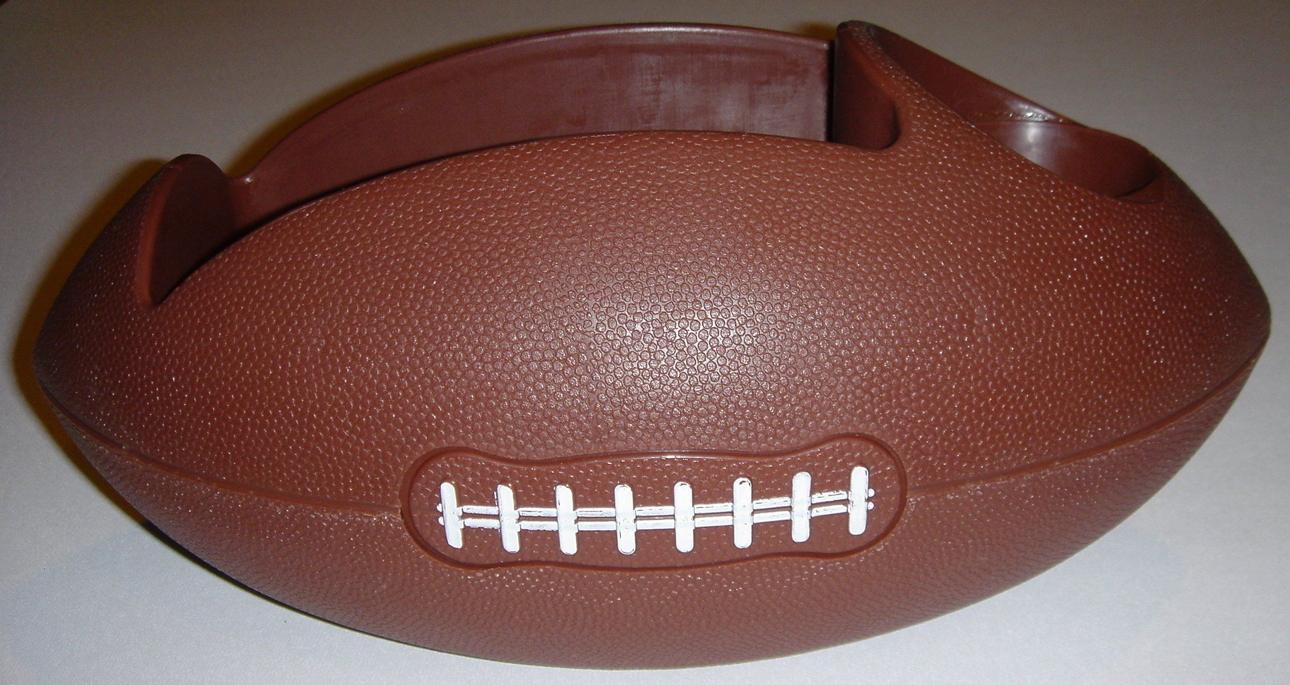 Football Shaped Appetizer Container Football Sports Container
