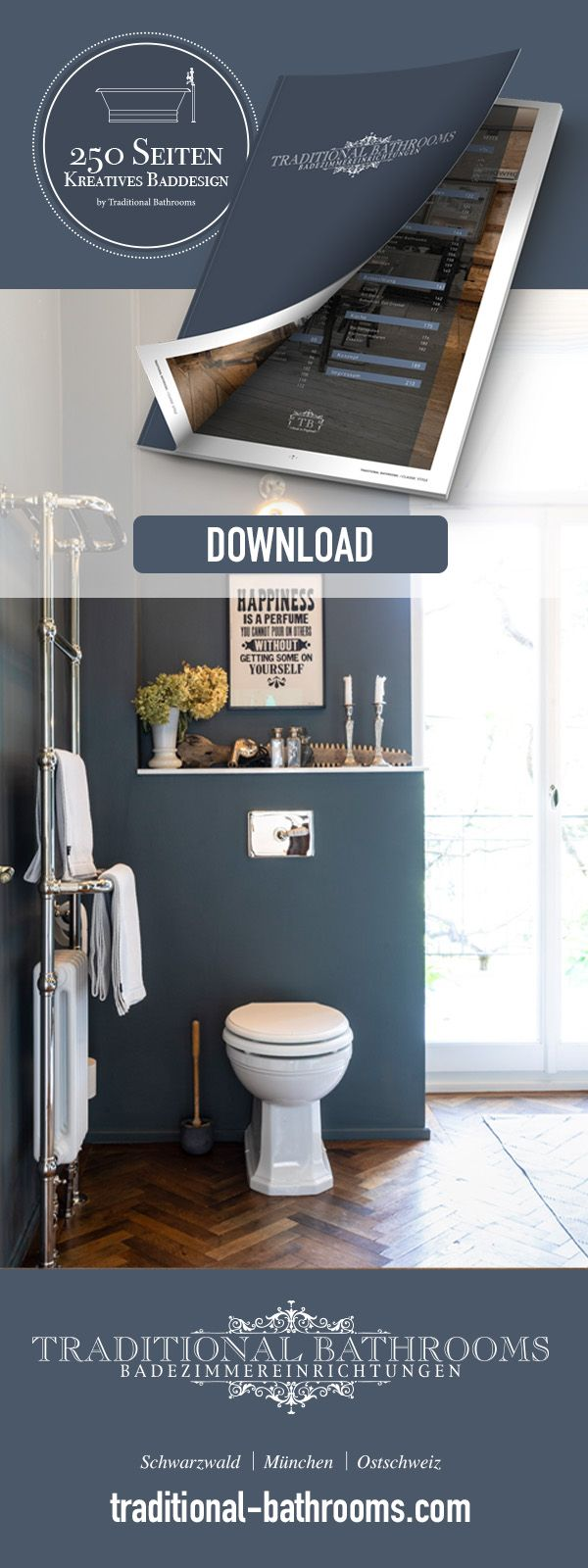 Download Katalog Nostalgie Badezimmer Traditionelle Bader Bad Einrichten Bad Design