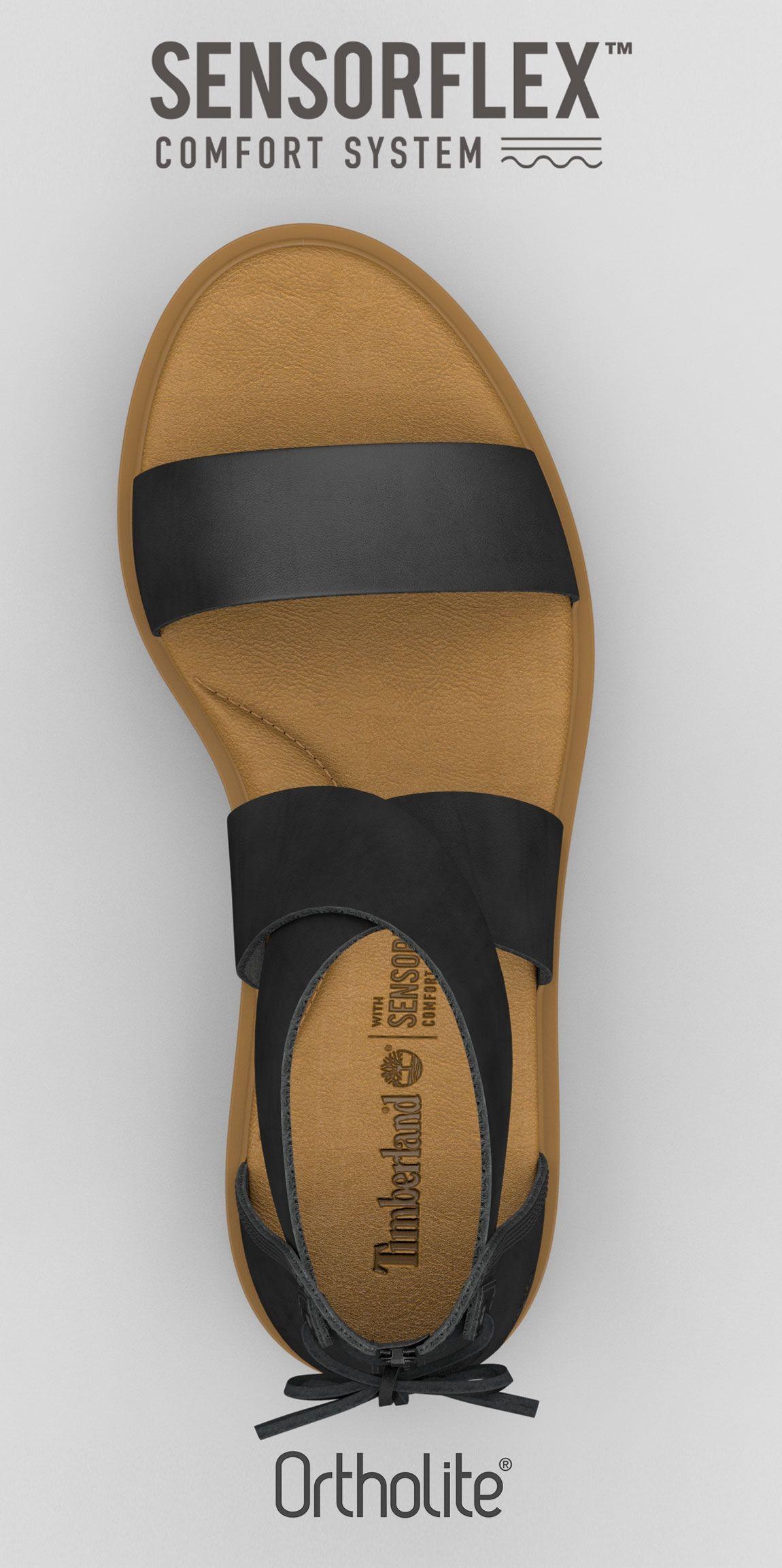 0c793a54fd8 Timberland Gladiator Sandals (Black)   Timberland Leather Gladiator ...