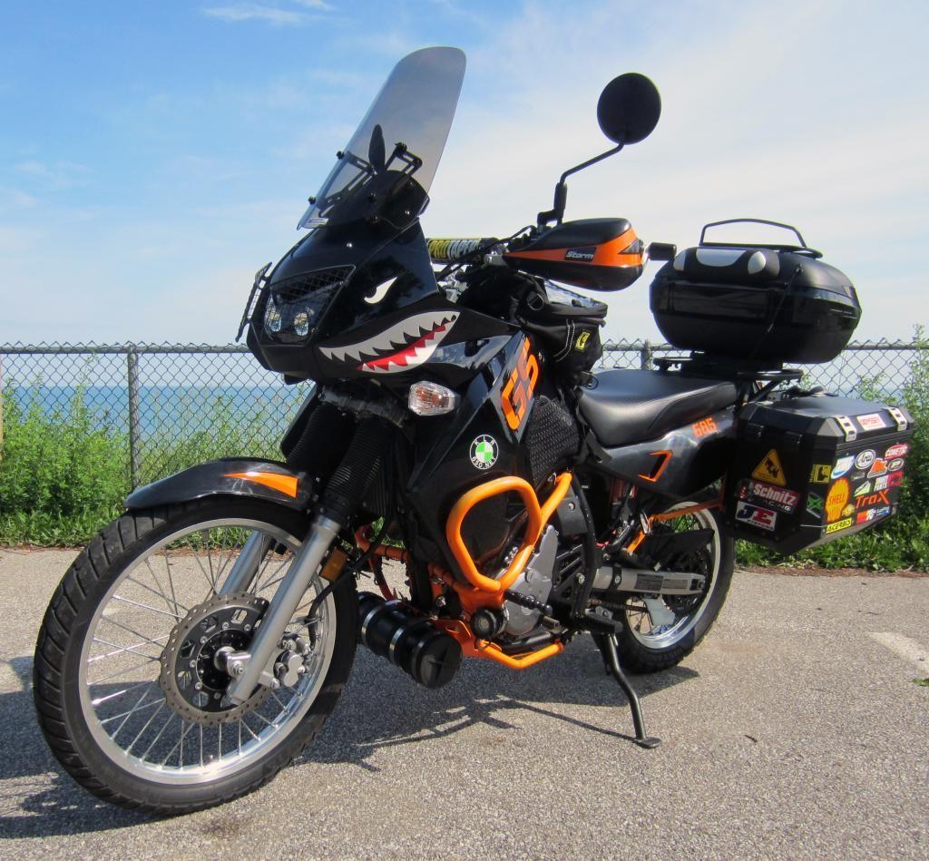 The Cyclepedia Kawasaki Klr650 Service Manual Shows You How To Do A Kawasaki Klr650 Carburetor Disassembly Kawasaki Klr 650 Klr 650 Mods