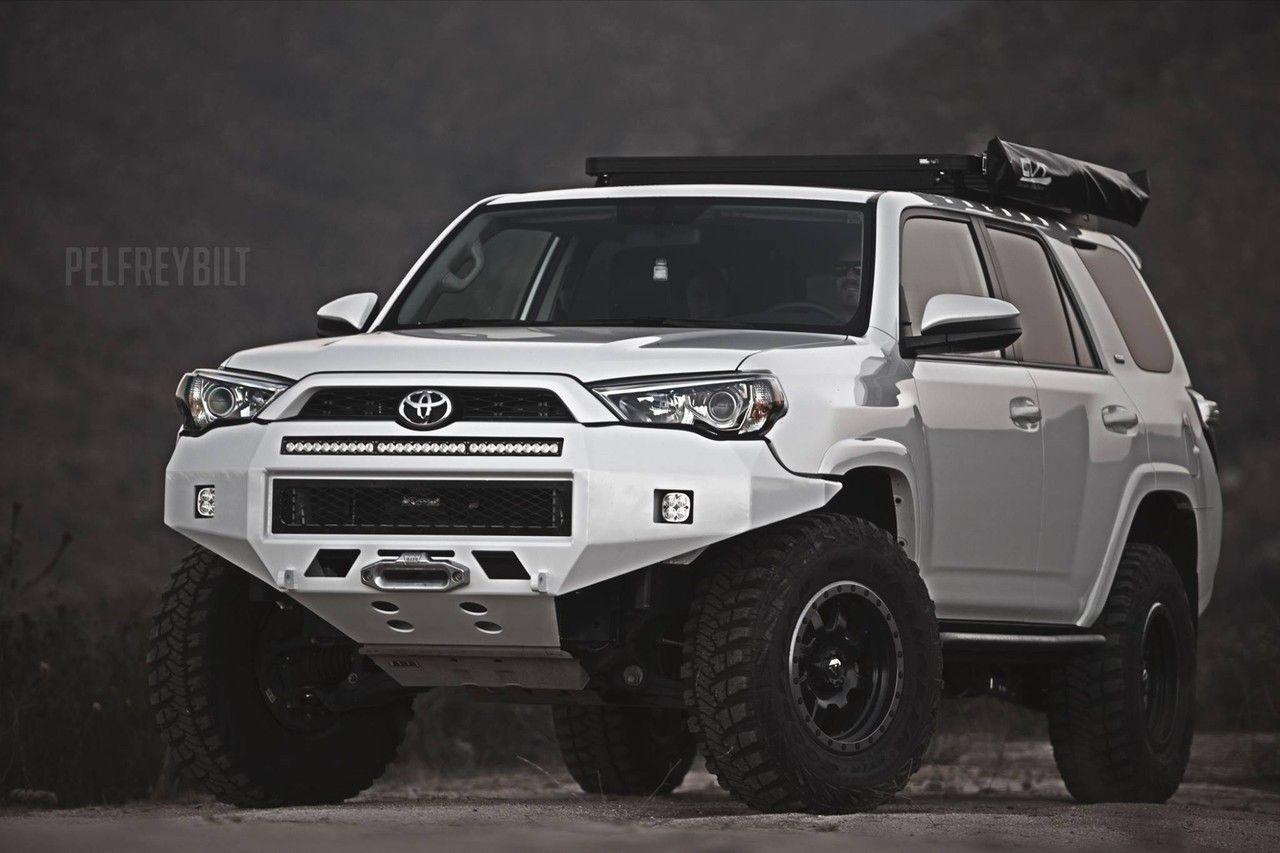 PELFREYBILT Toyota 4Runner Front Bumper (2014+) Offroad