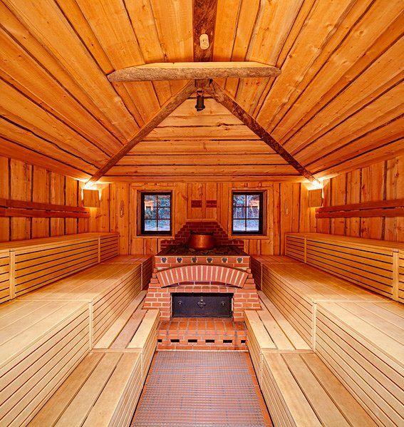 Vabali sauna simobalun: Sauna