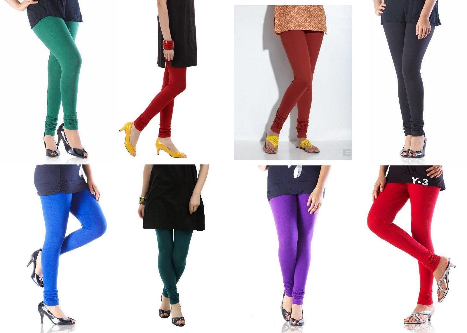 0e9059e95c Indian Churidar Leggings (A++ Fine Quality ). Indian Churidar Legging  Cotton Lycra ...