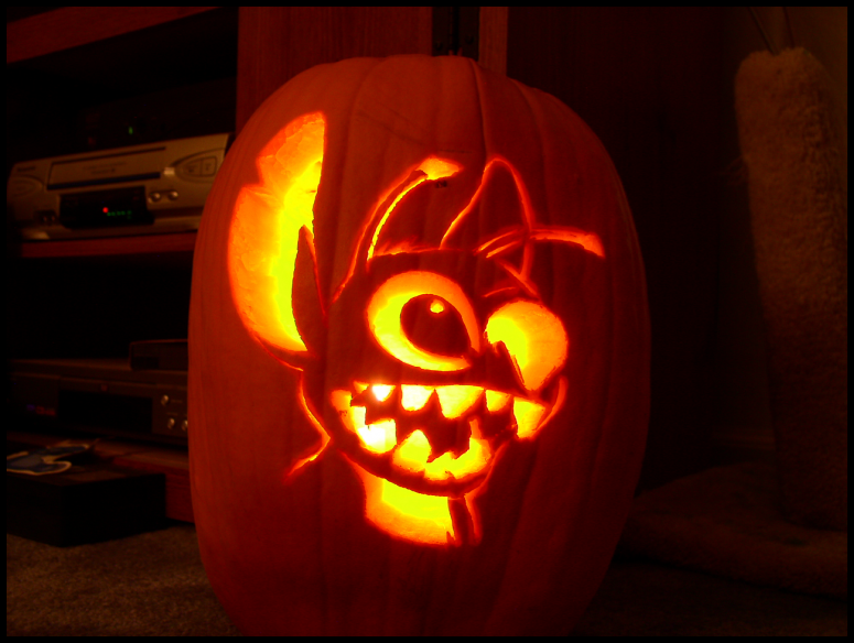 Disney Themed Carvings The Happiest Pumpkins On Earth Halloween