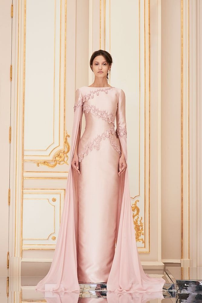 Ceremonial Gown for Rey Rami Al Ali, Couture Fall 2017 "