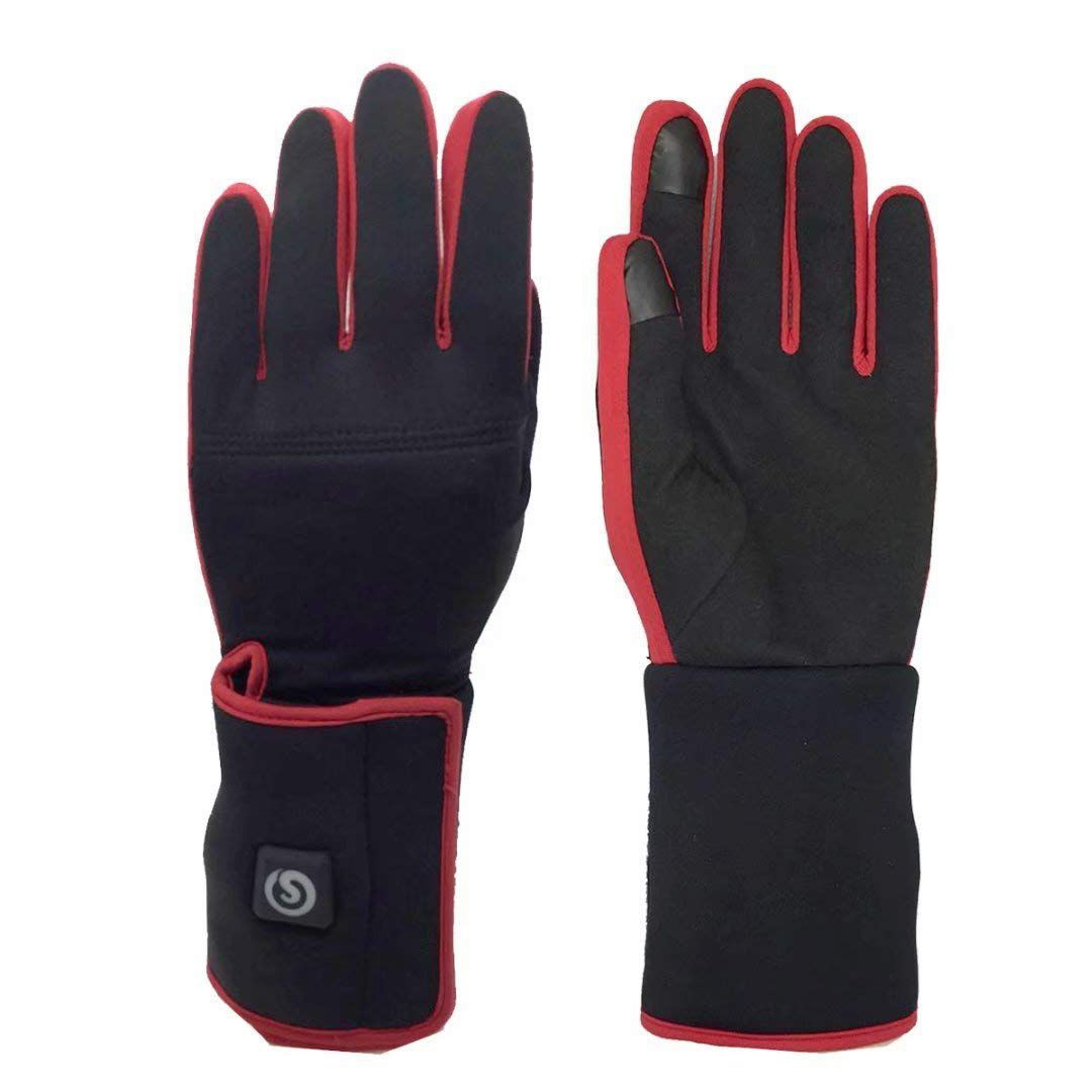 Heated Glove Liners 7 4v Heating Liners Women Hand Warmer Heated Gloves Glove Liners Gloves