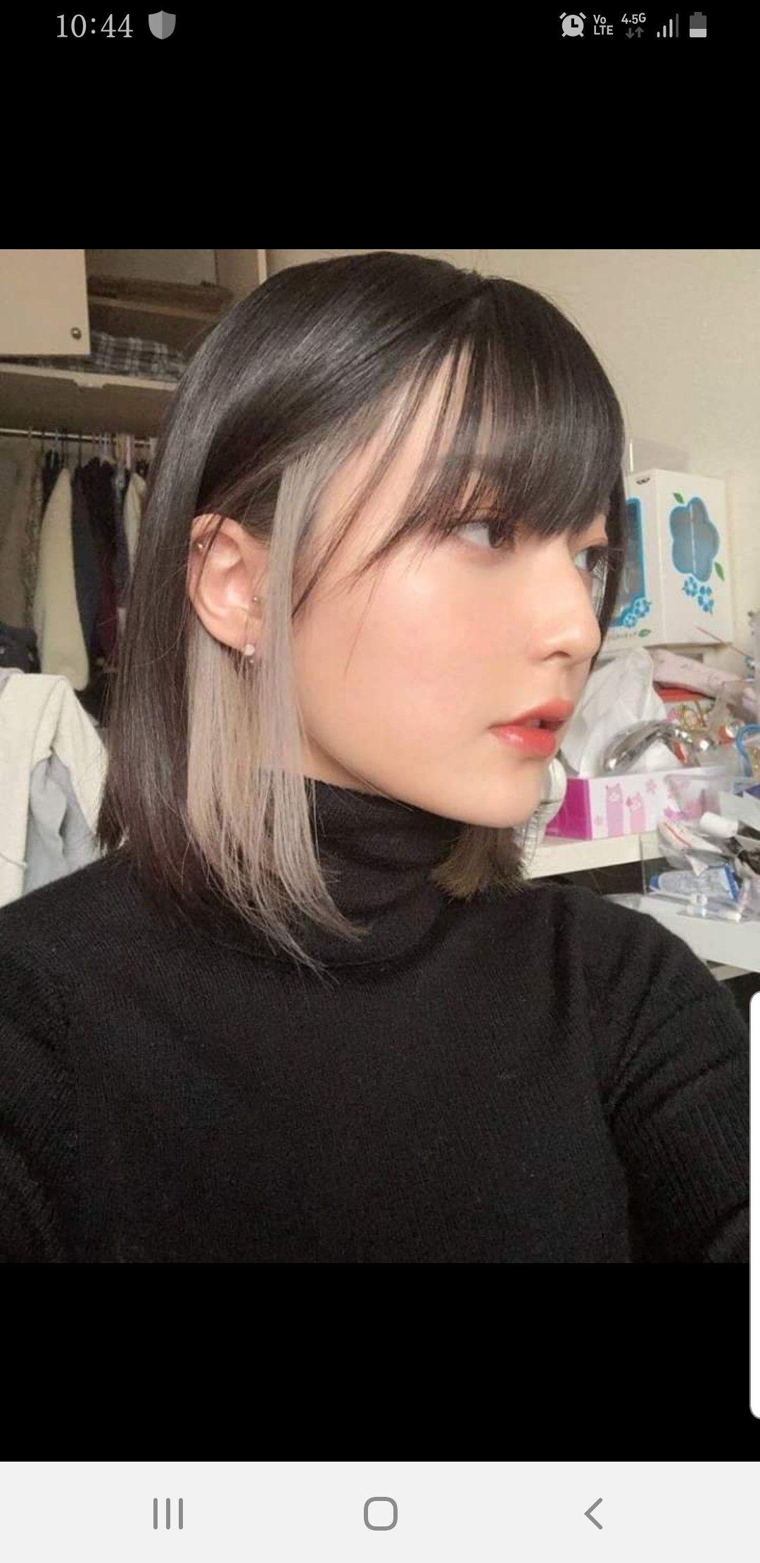 Pin By Zarin Karim44 On E Hair Color Underneath Aesthetic Hair Under Hair Color