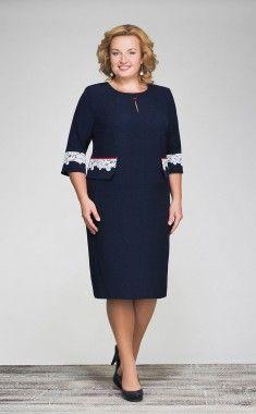 Белорусские трикотажные платья больших размеров | Vestido ...