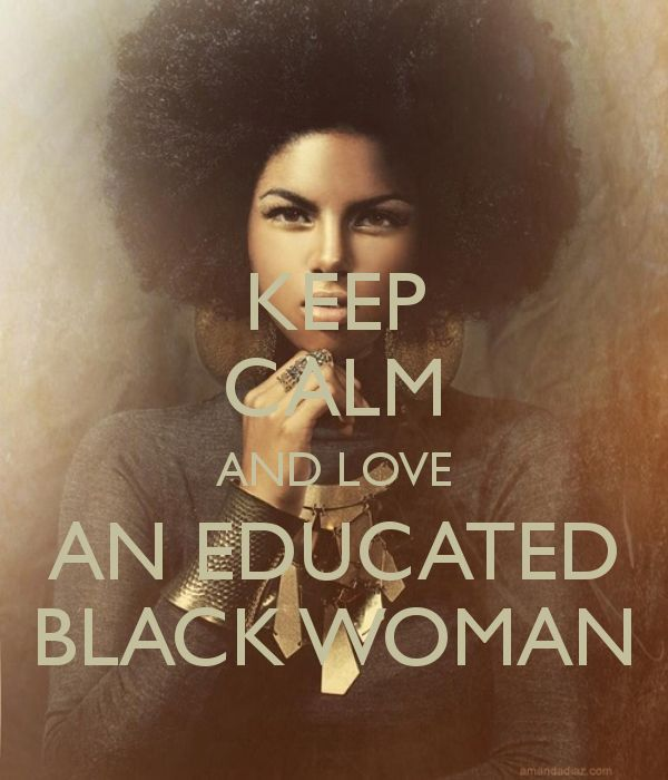 Educated black people dating