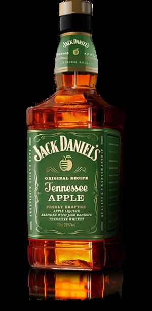 Jack Daniel's Tennessee Apple Whiskey in 2020 Jack