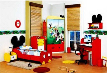 1000+ images about mickey mouse bedroom theme on pinterest