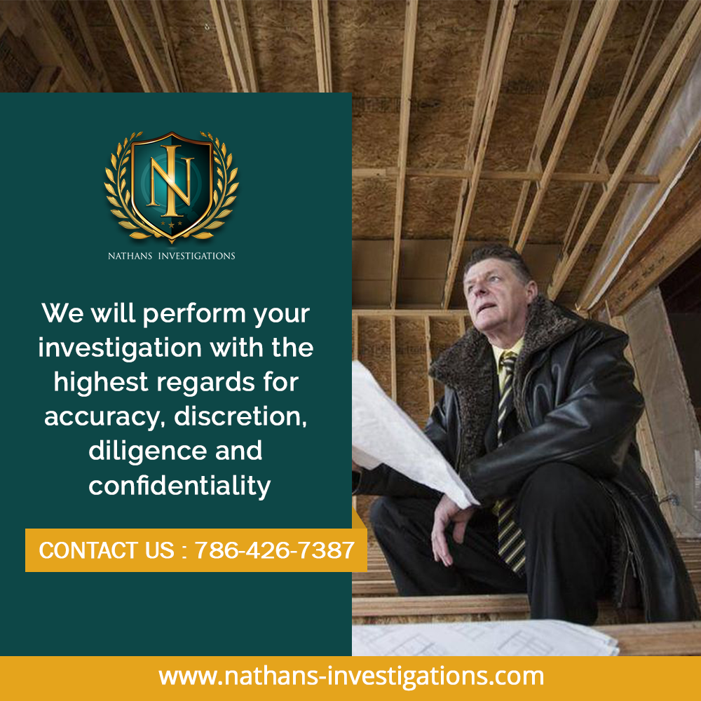 We Will Perform Your Investigation With The Highest Regards For