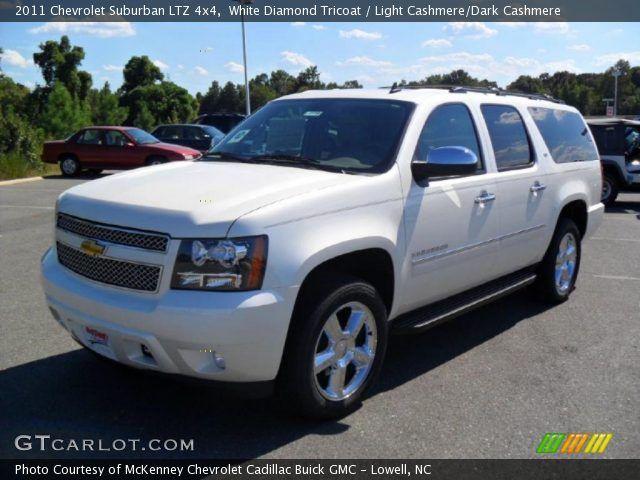 Images Of The White Suburban Ltz Chevrolet 2011 Chevrolet