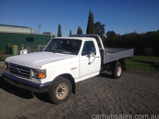 F250 Ford 351 5 8 V8 Cleveland Ute F Truck Carhubsales Com Au