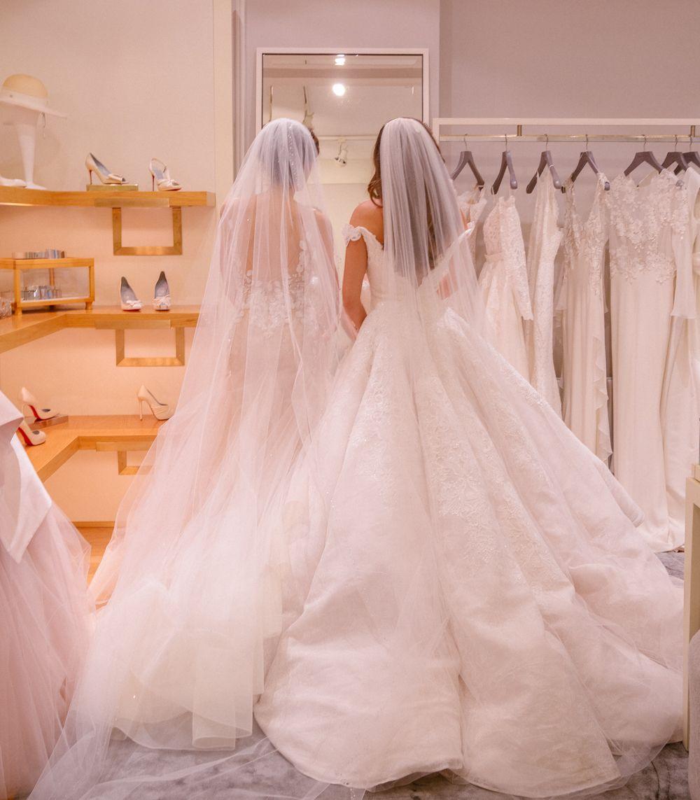 Wedding Dress Shopping, London – The Londoner | Wedding Bells ...