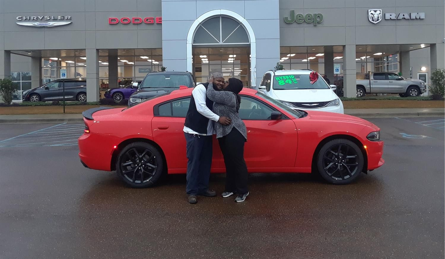 Desiree And Nicholus We Hope You Enjoy Your New 2019 Dodge Charger Congratulations And Bes Chrysler Dodge Jeep Dodge Charger Congratulations And Best Wishes