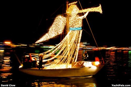 Christmas Boat Decorations.Christmas Boat Parade Christmas Boats Decorations Boat