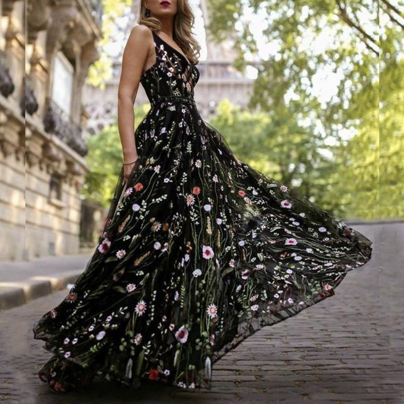 38++ Black lace flowy dress ideas