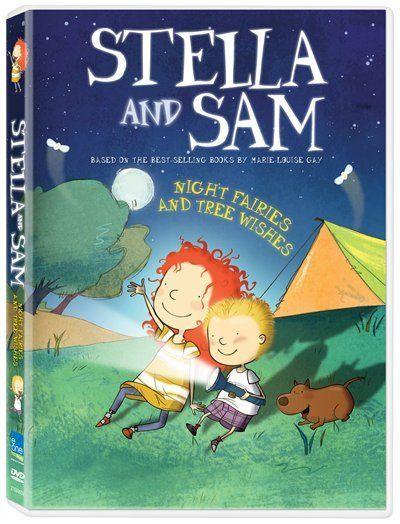 Stella And Sam: Night Fairies And Tree